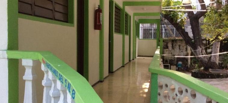 Hotel Montemar: Dettagli Strutturali ACAPULCO
