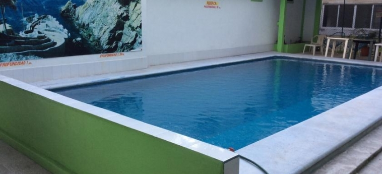 Hotel Montemar: Swimming Pool ACAPULCO