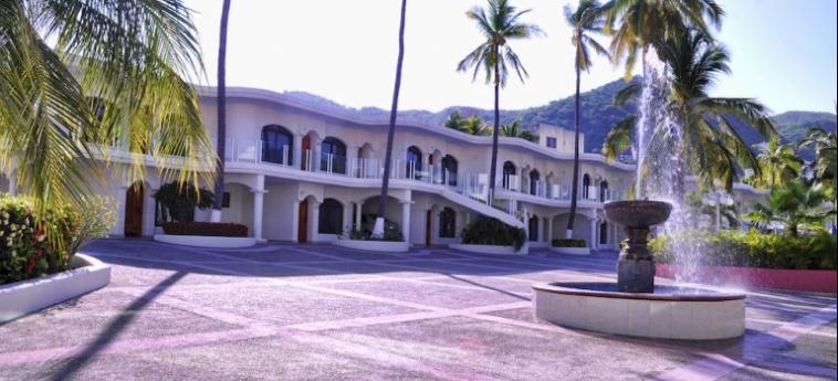 Hotel Costa Azul: Veranda ACAPULCO