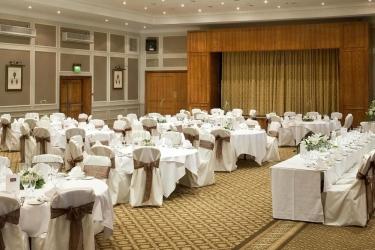Mercure Blackburn Dunkenhalgh Hotel & Spa: Area para boda en interior ACCRINGTON