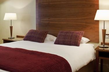 Mercure Blackburn Dunkenhalgh Hotel & Spa: Habitación de huéspedes ACCRINGTON