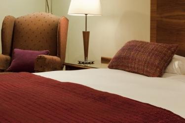 Mercure Blackburn Dunkenhalgh Hotel & Spa: Habitaciòn ACCRINGTON