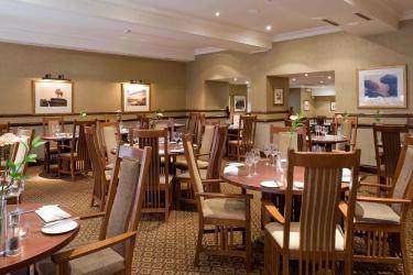 Mercure Blackburn Dunkenhalgh Hotel & Spa: Restaurante ACCRINGTON