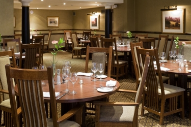 Mercure Blackburn Dunkenhalgh Hotel & Spa: À manger ACCRINGTON