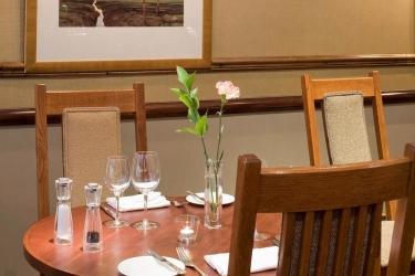Mercure Blackburn Dunkenhalgh Hotel & Spa: Bar de l'hôtel ACCRINGTON