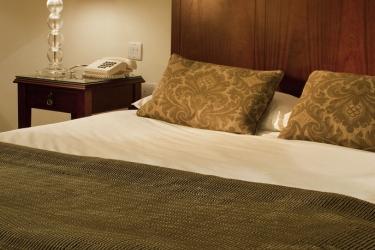 Mercure Blackburn Dunkenhalgh Hotel & Spa: Chanbre ACCRINGTON