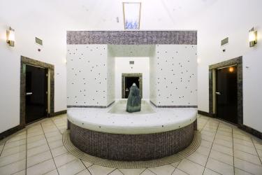 Mercure Blackburn Dunkenhalgh Hotel & Spa: Intérieur de l'hôtel ACCRINGTON