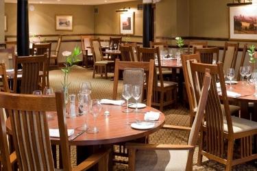 Mercure Blackburn Dunkenhalgh Hotel & Spa: Restaurant ACCRINGTON