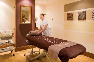 Mercure Blackburn Dunkenhalgh Hotel & Spa: Salle de traitement / massage ACCRINGTON