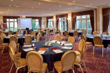 Mercure Blackburn Dunkenhalgh Hotel & Spa: Salle meeting ACCRINGTON