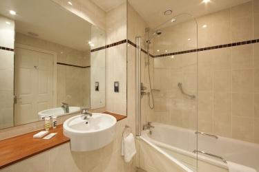 Mercure Blackburn Dunkenhalgh Hotel & Spa: Badezimmer ACCRINGTON