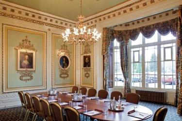 Mercure Blackburn Dunkenhalgh Hotel & Spa: Essen ACCRINGTON