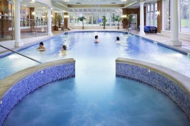 Mercure Blackburn Dunkenhalgh Hotel & Spa: Fitnessraum ACCRINGTON