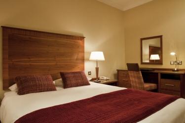 Mercure Blackburn Dunkenhalgh Hotel & Spa: Gastzimmer Blick ACCRINGTON