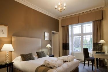 Mercure Blackburn Dunkenhalgh Hotel & Spa: Geburtstagsfeierbereich ACCRINGTON