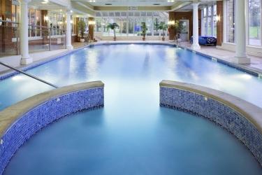 Mercure Blackburn Dunkenhalgh Hotel & Spa: Innenschwimmbad ACCRINGTON