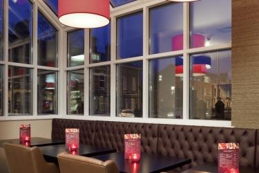 Mercure Blackburn Dunkenhalgh Hotel & Spa: Lobby ACCRINGTON