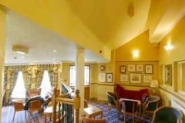 Hotel Dunkenhalgh: Restaurante ACCRINGTON