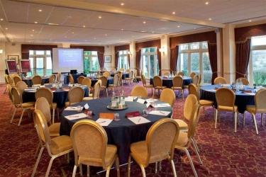 Hotel Dunkenhalgh: Sala de conferencias ACCRINGTON