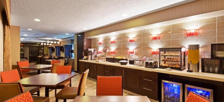 Hotel Crowne Plaza Dallas Near Galleria-Addison: Buffet ADDISON (TX)