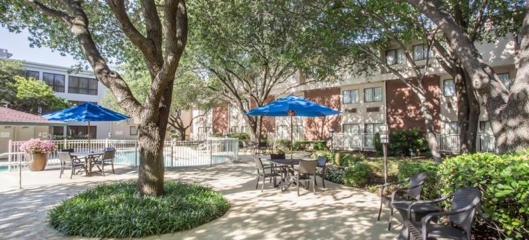 Hotel Crowne Plaza Dallas Near Galleria-Addison: Giardino ADDISON (TX)
