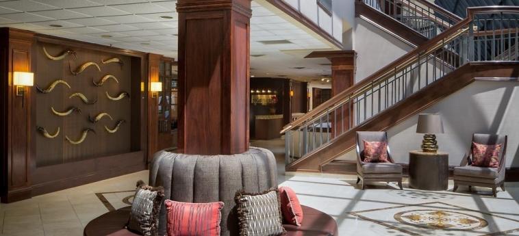Hotel Crowne Plaza Dallas Near Galleria-Addison: Lobby ADDISON (TX)