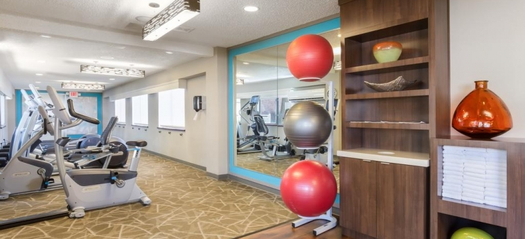 Hotel Crowne Plaza Dallas Near Galleria-Addison: Palestra ADDISON (TX)