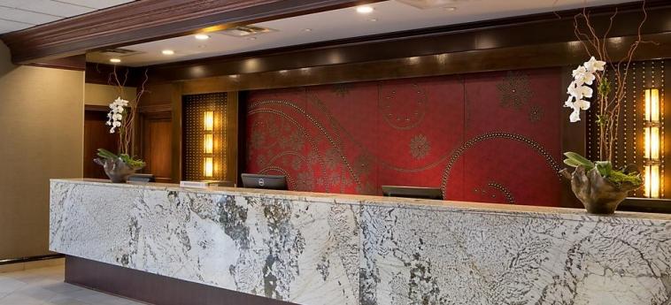 Hotel Crowne Plaza Dallas Near Galleria-Addison: Reception ADDISON (TX)
