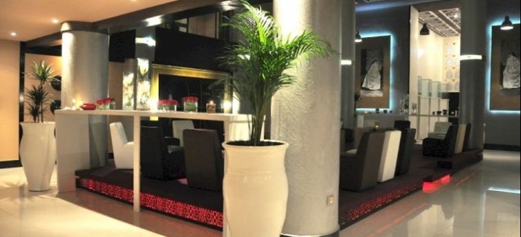Hotel La Suite Hôtel Boutique: Parque AGADIR