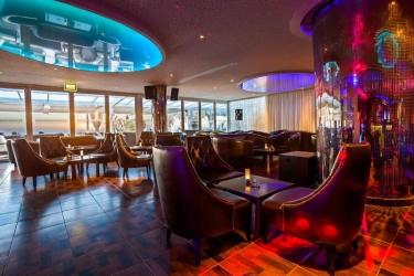 Hotel Amadil Beach: Bar AGADIR