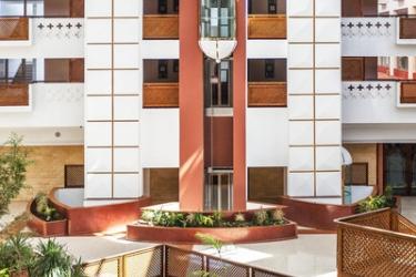 Hotel Amadil Beach: Exterieur AGADIR