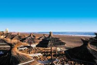 Hotel Amadil Beach: Plage AGADIR