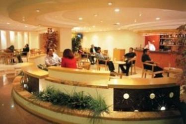 Hotel Aranzazu Plaza Kristal: Bar AGUASCALIENTES