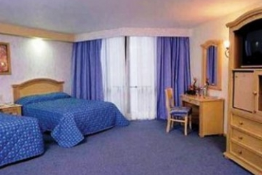 Hotel Aranzazu Plaza Kristal: Chambre AGUASCALIENTES
