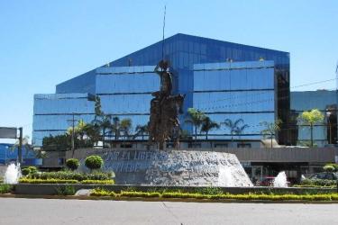 Hotel Aranzazu Plaza Kristal: Exterieur AGUASCALIENTES