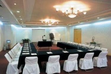 Hotel Aranzazu Plaza Kristal: Salle de Conférences AGUASCALIENTES