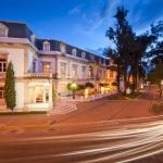 GRAN HOTEL ALAMEDA 5 Stars