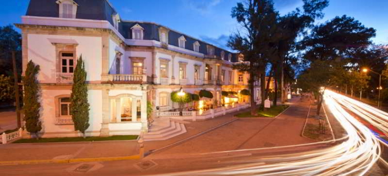 Gran Hotel Alameda: Außen AGUASCALIENTES