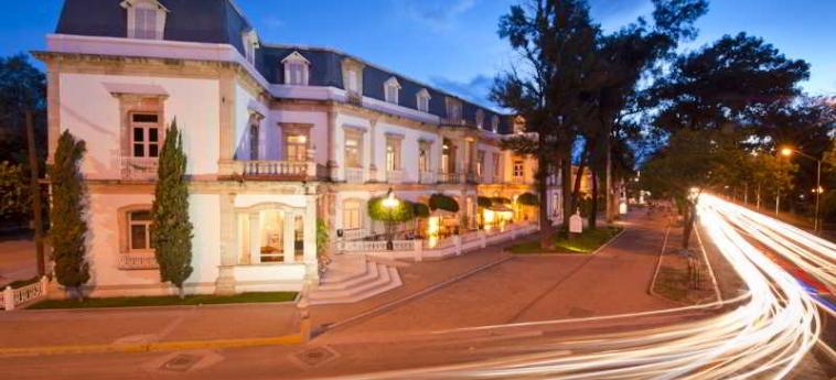 Gran Hotel Alameda: Exterior AGUASCALIENTES