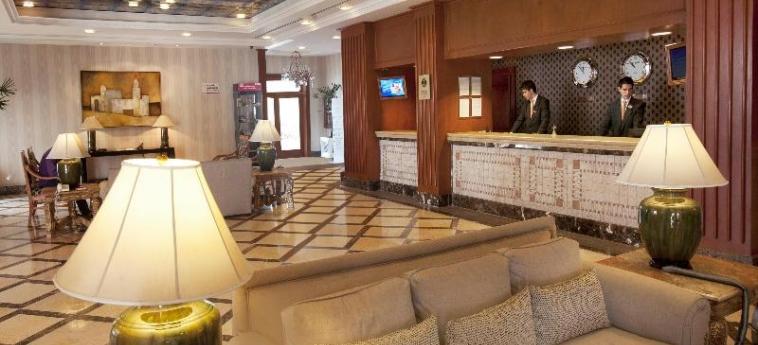 Hotel Fiesta Americana: Lobby AGUASCALIENTES