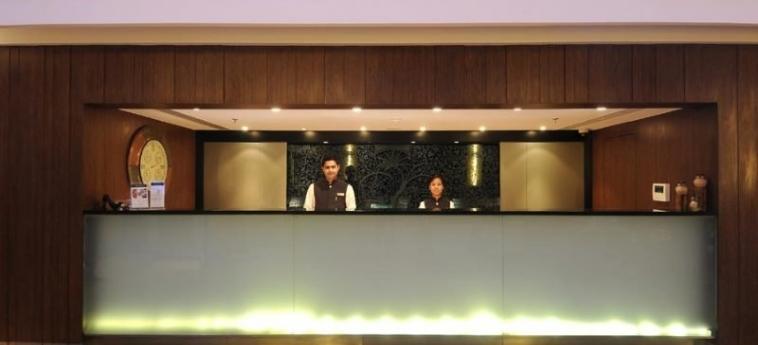 The Fern - An Ecotel Hotel: Lobby AHMEDABAD