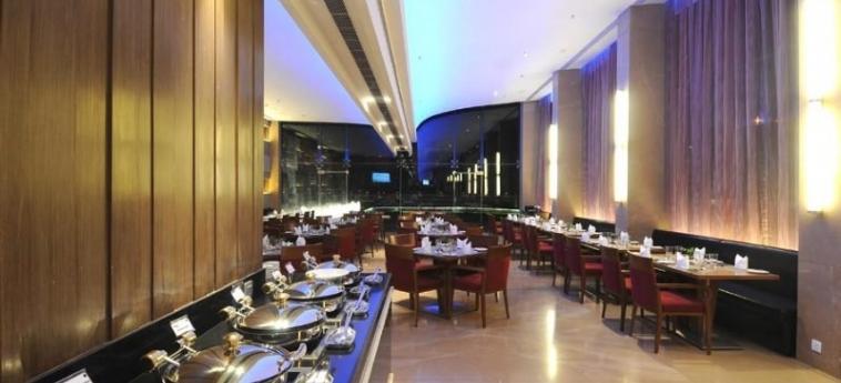 The Fern - An Ecotel Hotel: Restaurant AHMEDABAD