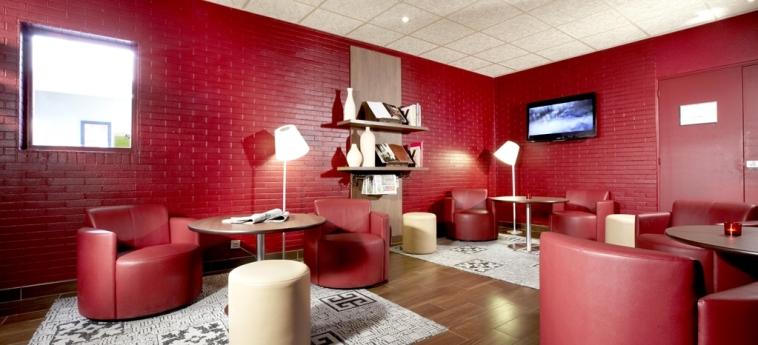 Hotel Campanile Aix En Provence Sud - Pont De L'arc: Bar AIX EN PROVENCE