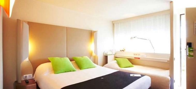 Hotel Campanile Aix En Provence Sud - Pont De L'arc: Camera degli ospiti AIX EN PROVENCE