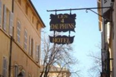 Hotel Les Quatre Dauphins: Esterno AIX EN PROVENCE
