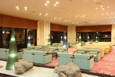 Hotel Akita Onsen Satomi: Lobby AKITA - AKITA PREFECTURE