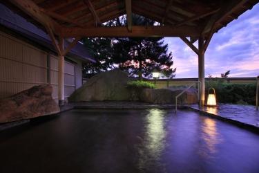 Hotel Akita Onsen Satomi: Terrain de Tennis AKITA - AKITA PREFECTURE