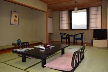 Hotel Akita Onsen Satomi: Gastzimmer Blick AKITA - AKITA PREFECTURE