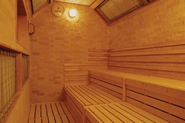Hotel Akita Onsen Satomi: Sauna AKITA - AKITA PREFECTURE