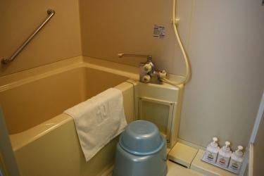 Hotel Akita Onsen Satomi: Bathroom AKITA - AKITA PREFECTURE
